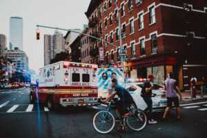 Part One - The Mental Health Implications for First Responders After Experiencing Traumatic Events Blog Image for On Your Mind Counselling